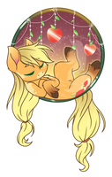 Dream Ring - Applejack by FuyusFox