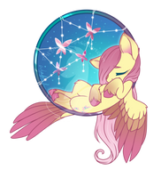Dream Ring - Fluttershy by FuyusFox
