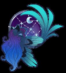 Dream Ring - Princess Luna by FuyusFox