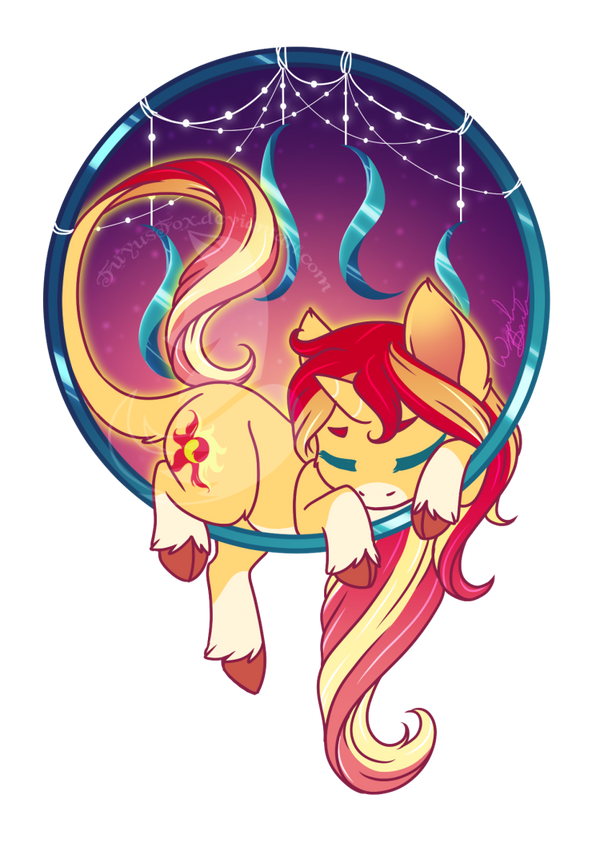 Dream Ring - Sunset Shimmer by FuyusFox