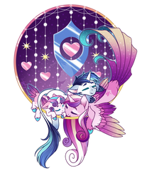 Dream Ring - Royal Crystal Family by FuyusFox