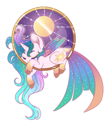 Dream Ring - Princess Celestia by FuyusFox