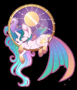 Dream Ring - Princess Celestia