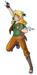 Commission - Avis Goldensun by FuyusFox