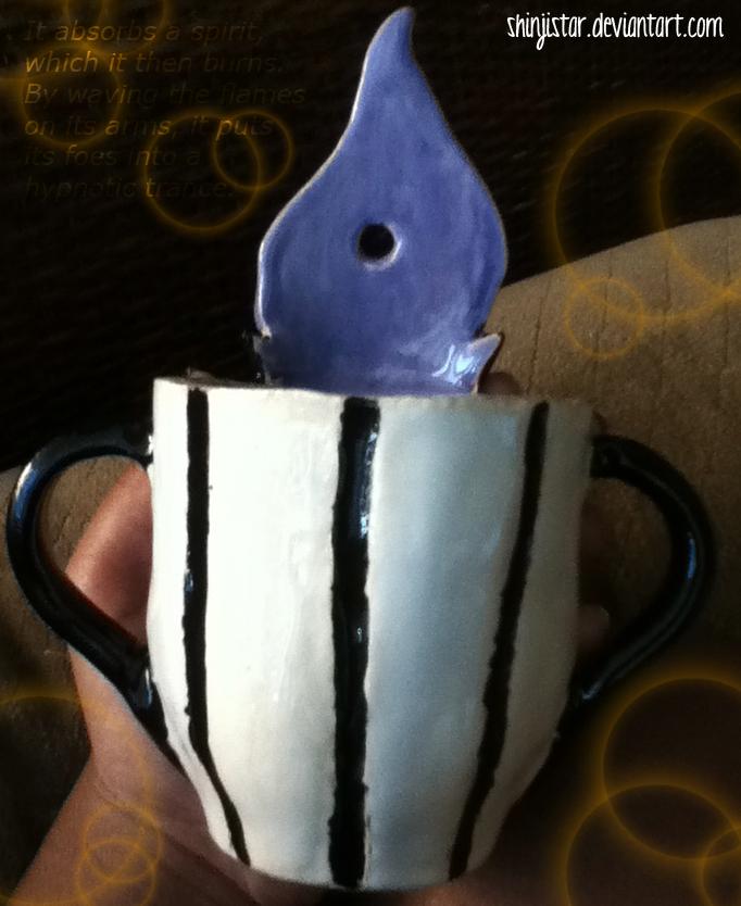 Shandera/Chandelure cup - view #3 by shinjistar