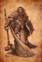 Prince Arthas by TamplierPainter