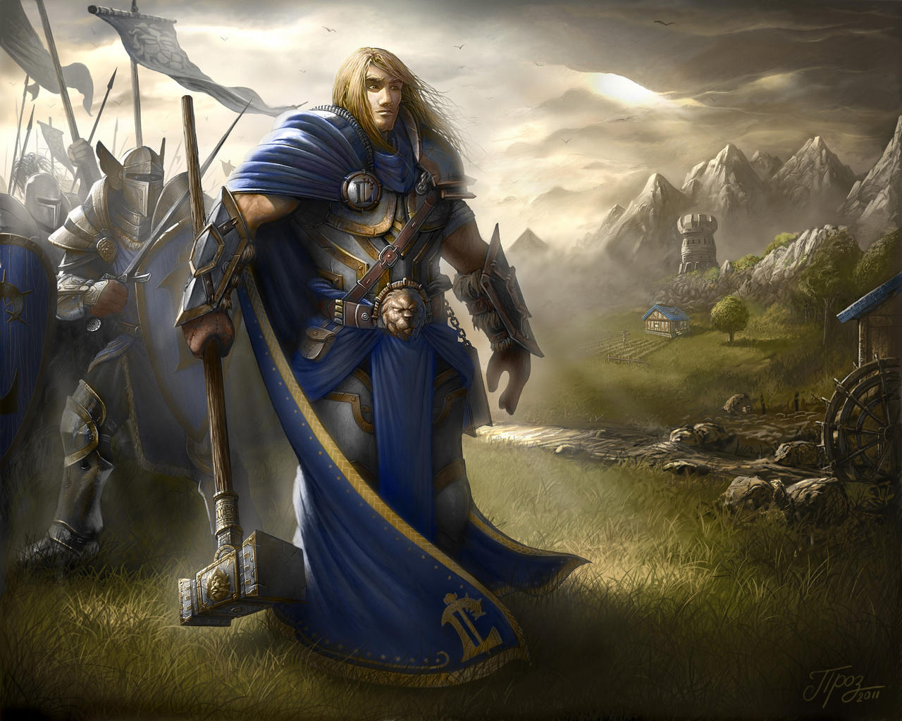 Lore Post The Tragedy Of Arthas Menethil Wow