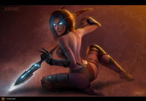 Abris, Night Elf - Warrior