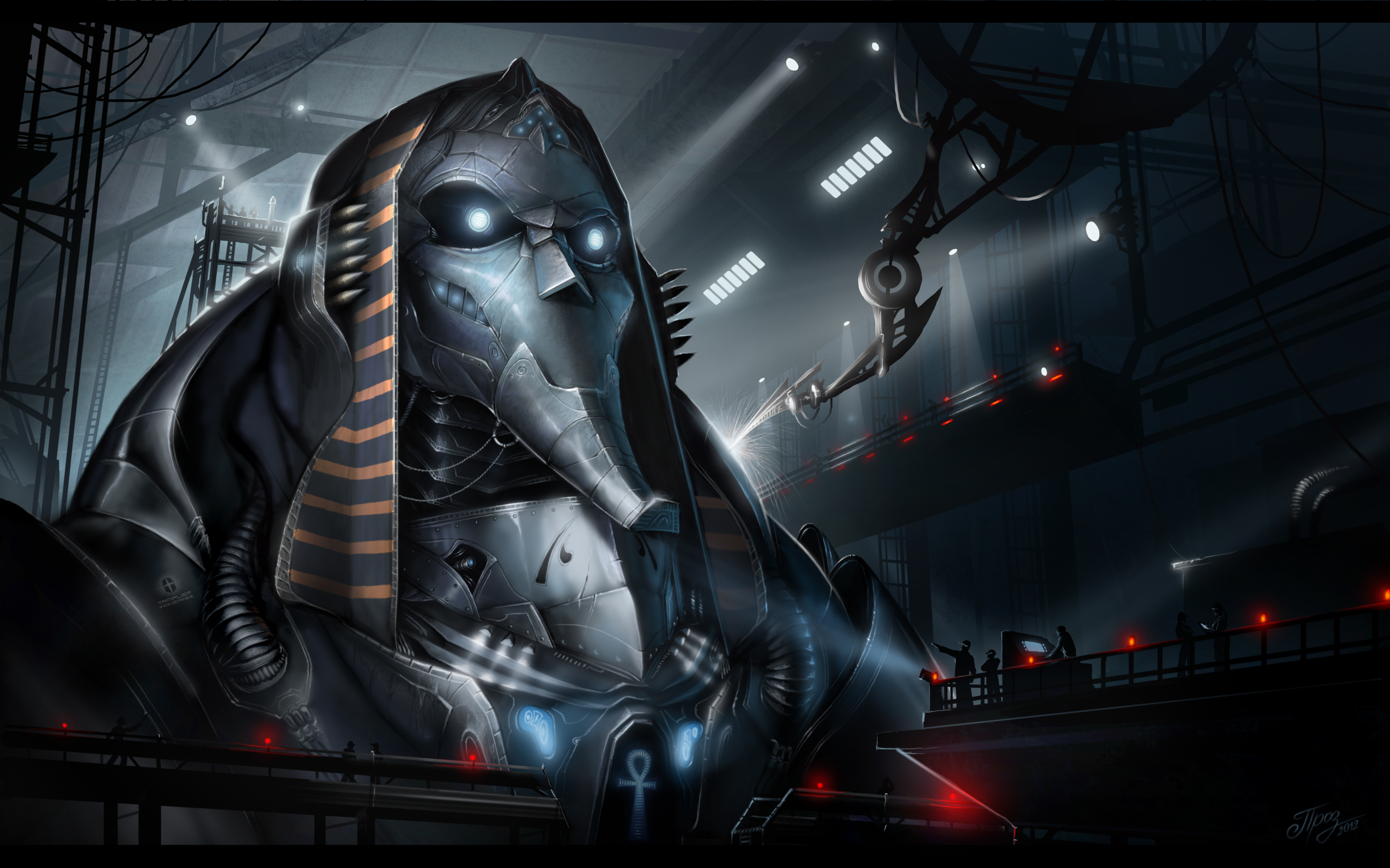 Project Pharaoh by TamplierPainter
