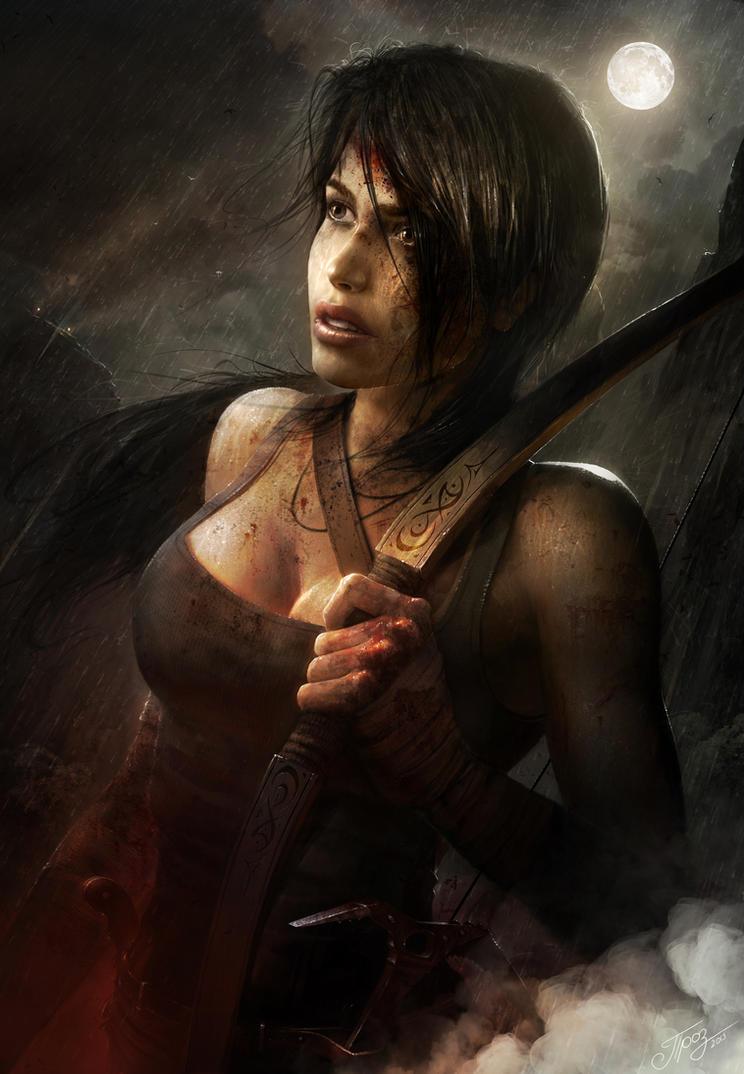 Tomb Raider Reborn by TamplierPainter