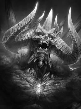 Fast Drawing: Diablo