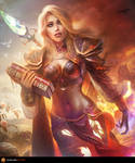 Jaina - The Shattered Soul