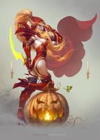 Valeera Sanguinar (Halloween Version)