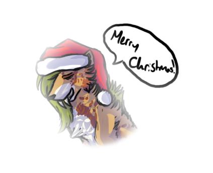 Secret Santa for SpytDragonFyre by WolfSpiritHawk