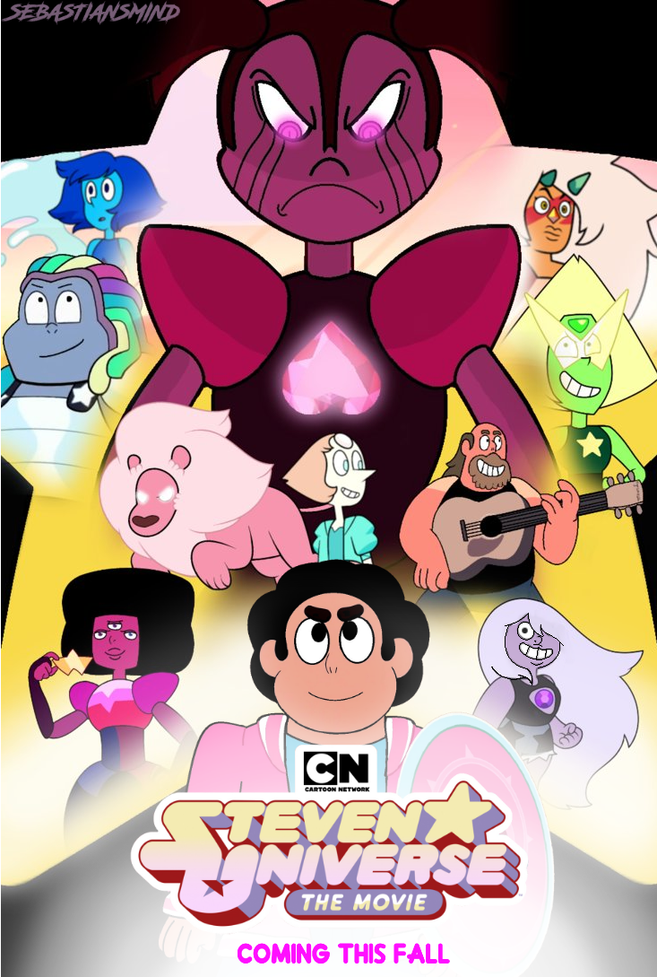 Movie Wallpaper Steven Universe Movie Poster 2019