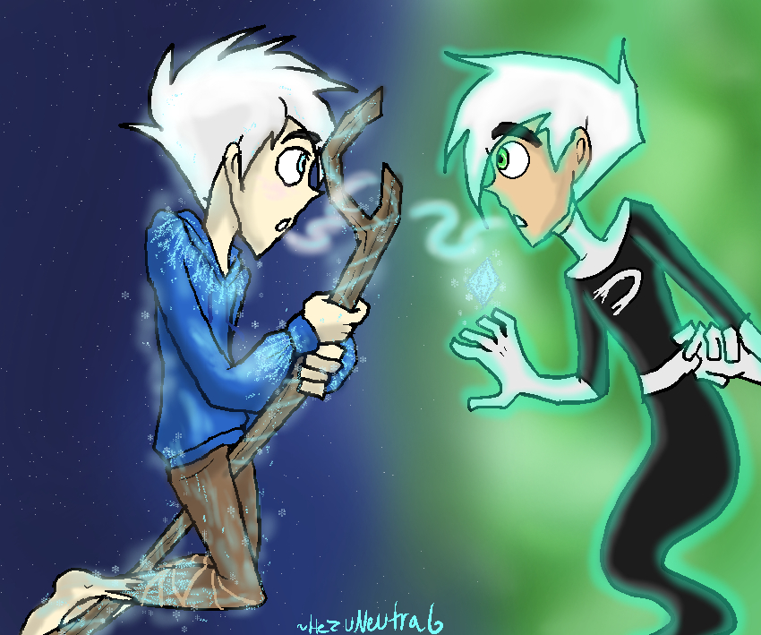 Danny and Jack by HezuNeutral on DeviantArt