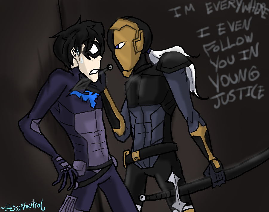 deathstroke young justice - photo #3