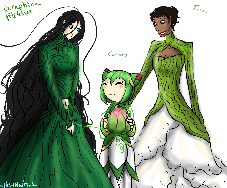mothers of nature by hezuneutral on deviantart