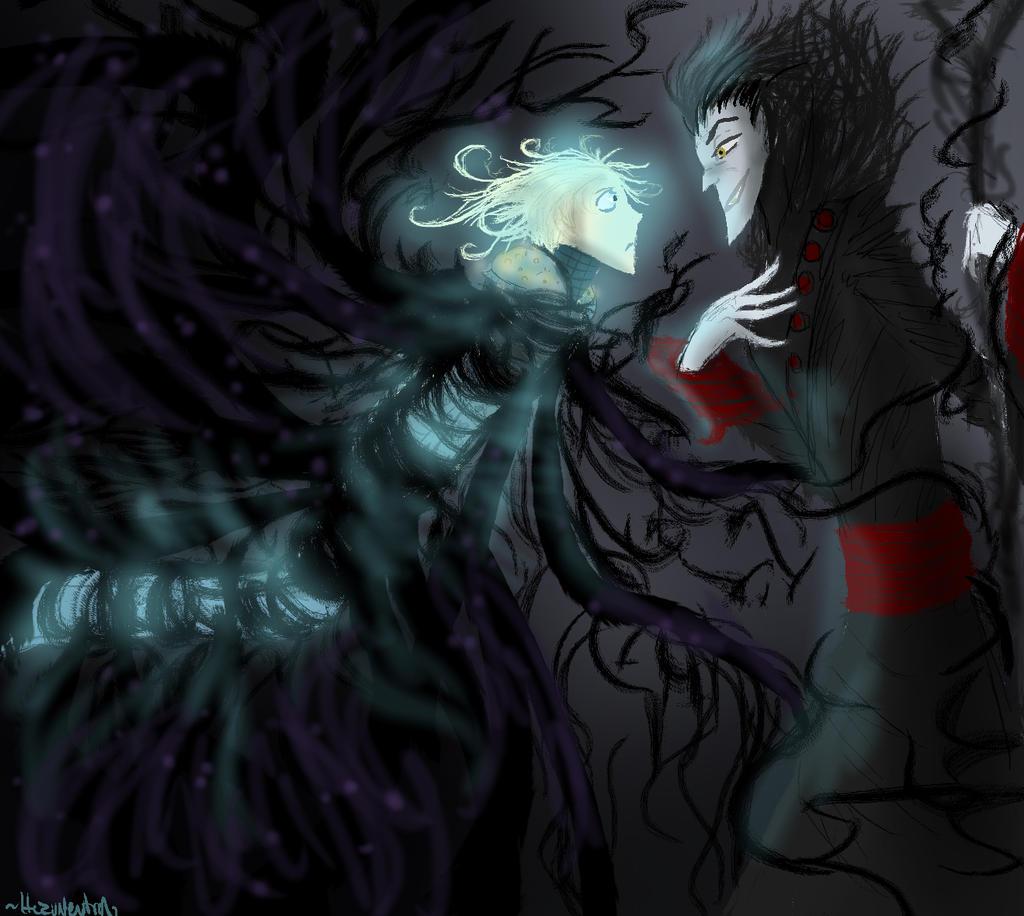 Night light x jack frost - Nightlight S Capture By Hezuneutral