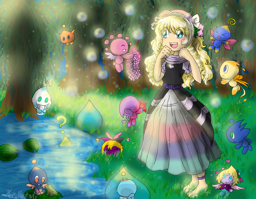 SSP-Heather-R5-Chao Garden by HezuNeutral