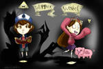 Don't Starve - Gravity Falls
