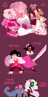 Pink Diamond's Court