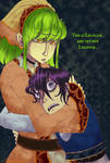 Code Geass SCR1: He is, and He is Not