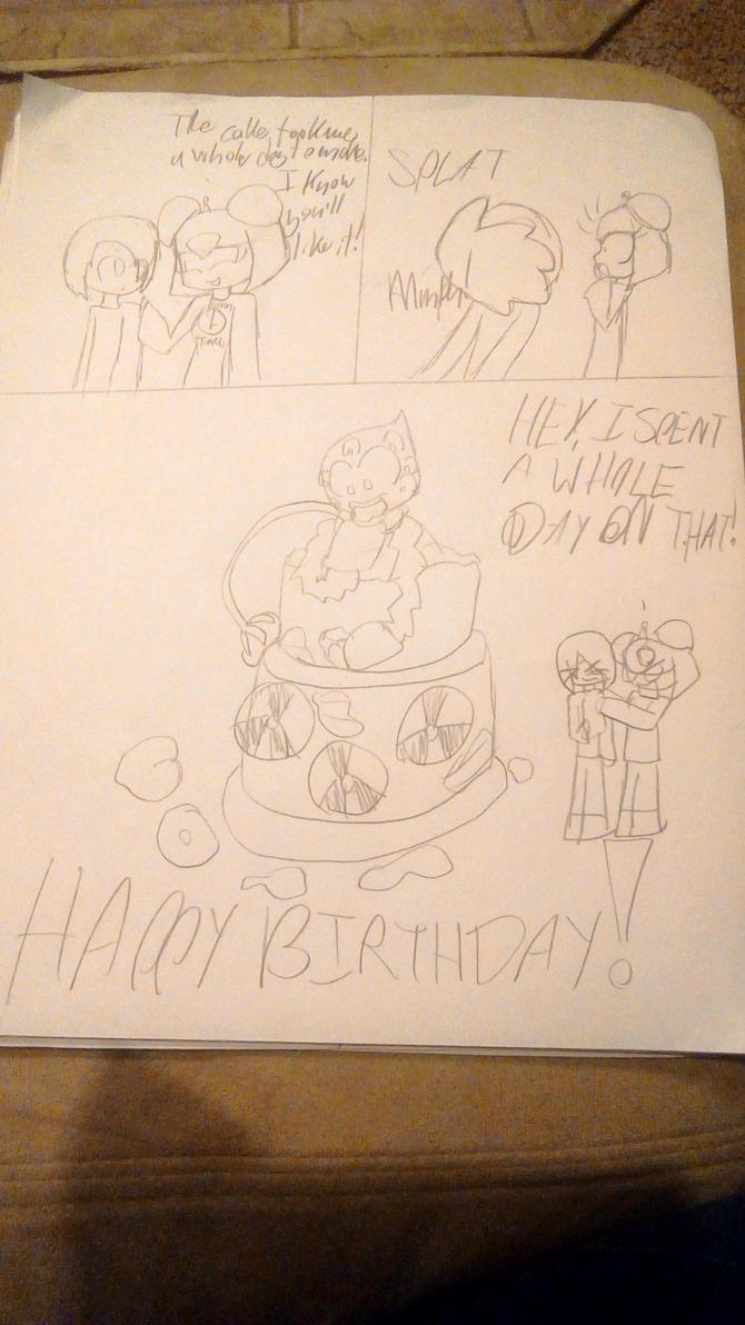 Happy Birthday Game! by OctaWeb