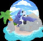 Beach cleanup - Alexander