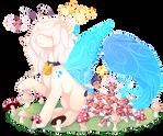 Scented ponies fairy event