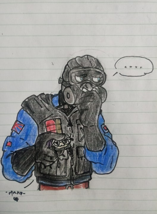 Marc Anthony And Pussyfoot R6 by EDUARDOOREJUELA