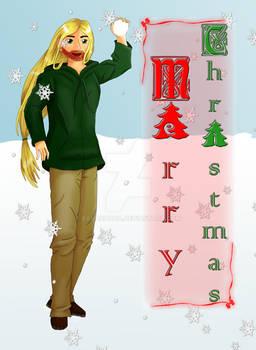 Chad's Christmas Gift