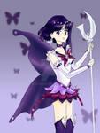 Eternal Sailor Saturn