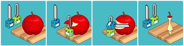 Liposuction of the Apple - Comic
