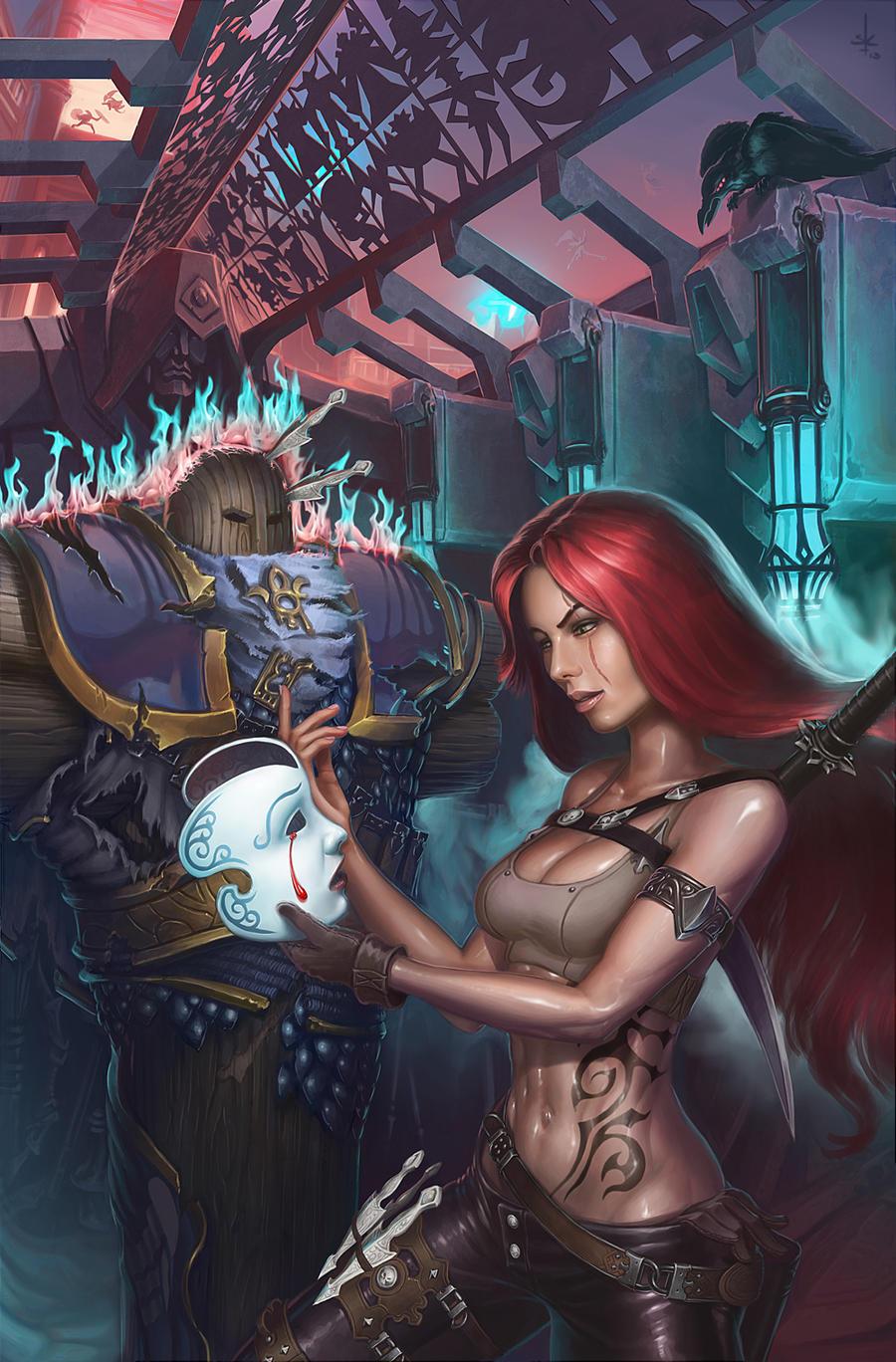 Katarina's Torment
