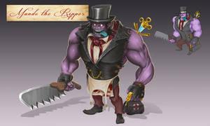 Mundo, The Ripper