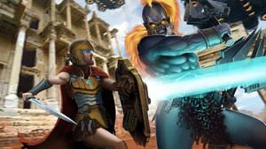 Centurions Attack