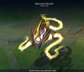 Arclight Vel'koz by sunnykoda