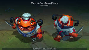 Master Chef Tahm Kench