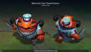 Master Chef Tahm Kench by sunnykoda