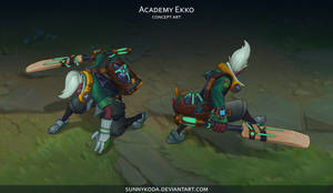 Academy Ekko
