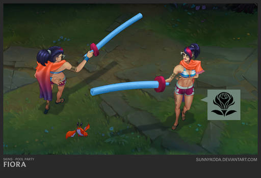 Poolparty  Fiora