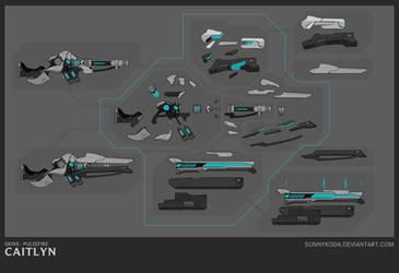PF Caitlyn - Weapon Schematic