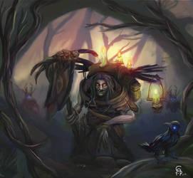 Heartsbane Coven by Anexsantis