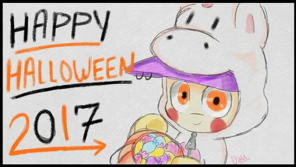 Happy Halloween!  by Dan1mi