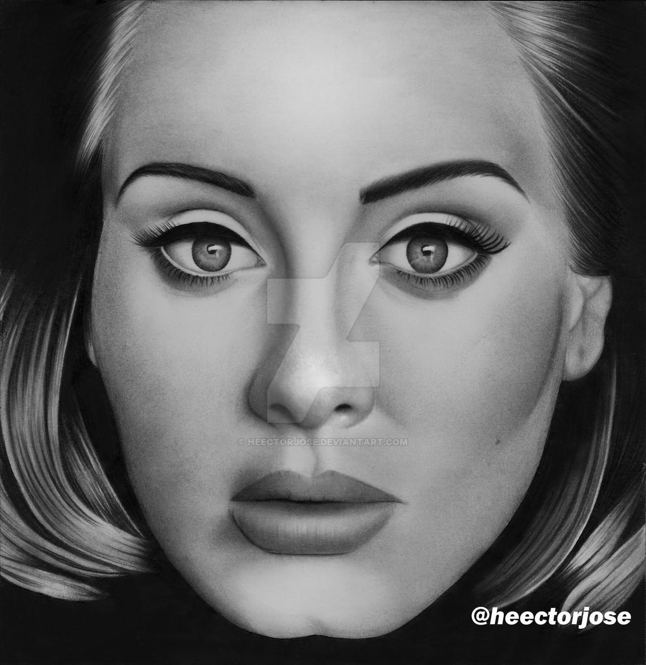 Adele by heectorjose