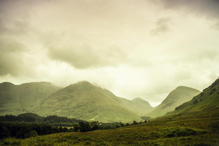 Glencoe by Squirrelondope