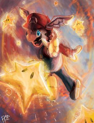 Super Mario 64 by Francisco-K