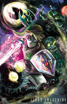 The Nightmares - Zelda Links Awakening