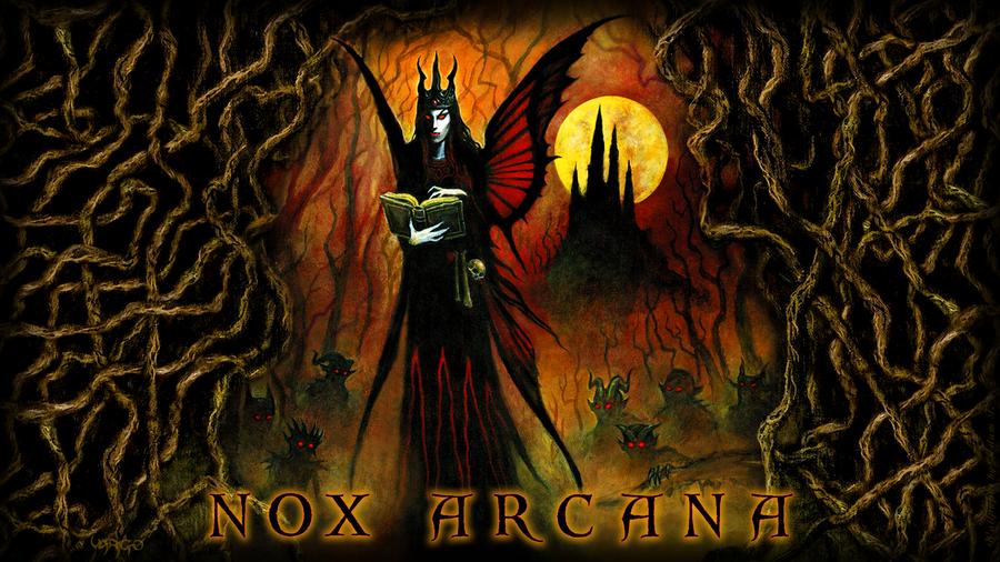 Nox Arcana - Grimm Tales by adamtsiolas